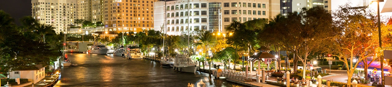 Fort Lauderdale Intercoastal Cruises